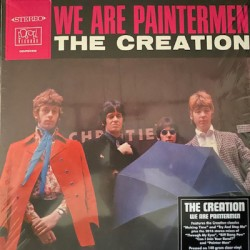 CREATION (the) : LP We Are Paintermen