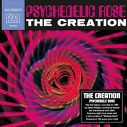 CREATION (the) : LP Psychedelic Rose