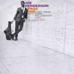 HENDERSON Joe : LP Page One