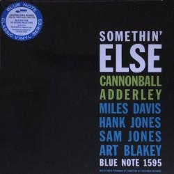CANNONBALL ADDERLEY : LP Somethin' Else (Blue Note Classic Vinyl Series)