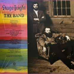BAND (the) : LP Stage Fright