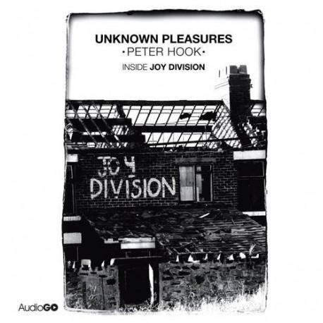 HOOK Peter : CDx8 Unknown Pleasures: Inside Joy Division (BBC Audio)