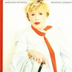 FAITHFULL Marianne : CD Negative Capability