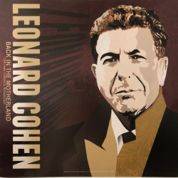 COHEN Leonard : LP Back In The Motherland : The 1988 Toronto Broadcast