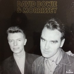 BOWIE David / MORRISSEY : Cosmic Dancer (Live)