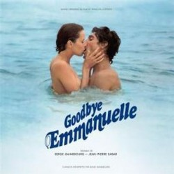 GAINSBOURG Serge : LP Goodbye Emmanuelle