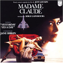GAINSBOURG Serge : LP Madame Claude
