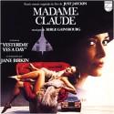 GAINSBOURG Serge : LP Madame Claude