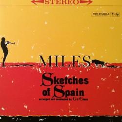 MILES DAVIS : LP Sketches Of Spain