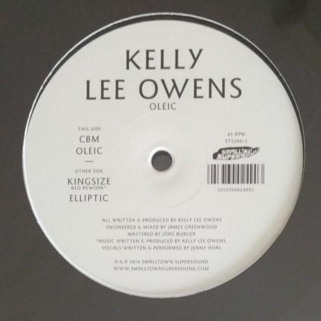 """OWENS kelly Lee : 12""""EP Oleic"""
