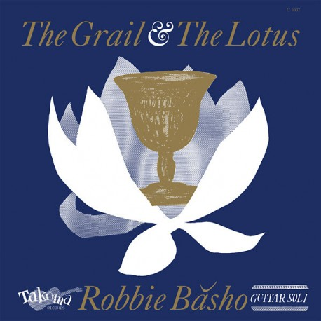BASHO Robbie : LP The Grail & The Lotus