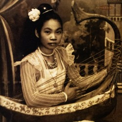 VARIOUS : LP The Crying Princess - 78rpm Records From Burma