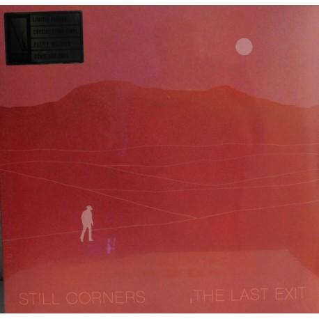 STILL CORNERS : LP The Last Exit (clear)