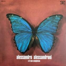 ALESSANDRONI Alessandroni : LP Alessandro Alessandroni E Il Suo Complesso