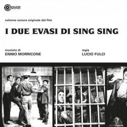 MORRICONE Ennio : LP I Due Evasi Di Sing Sing