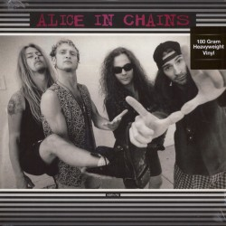 ALICE IN CHAINS : LP Live In Oakland October 8th 1992