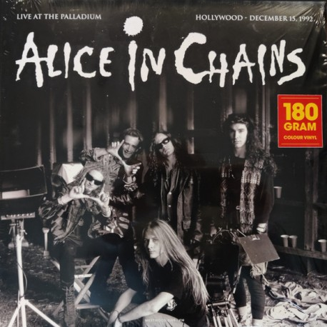 ALICE IN CHAINS : LP Live At Sheraton La Reina In Los Angeles, September 15th 1990
