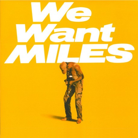 MILES DAVIS : LPx2 We Want Miles
