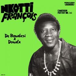 NKOTTI Francois / LES BLACK STYL : LP De Bonaberi À Douala