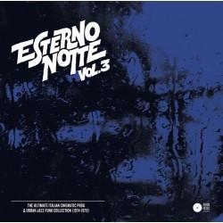 VARIOUS : LPx2 Esterno Notte Vol. 3