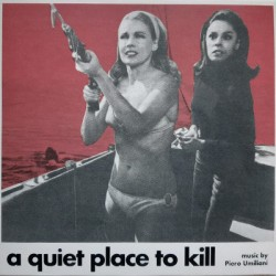 "UMILIANI Piero : 10""EP A Quiet Place To Kill"