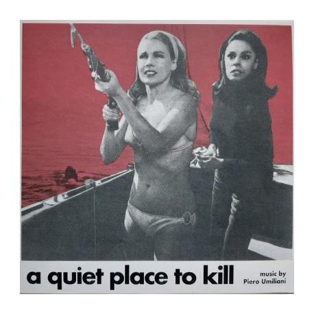 "UMILIANI Piero : 10""EP A Quiet Place To Kill"