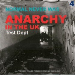"CRASS : 12""EP Normal Never Was IV"