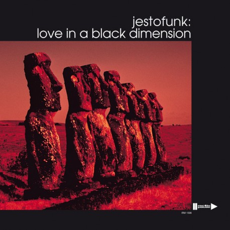 JESTOFUNK : LPx2 Love In A Black Dimension