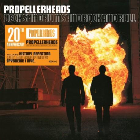 PROPELLERHEADS : LPx2 Decksandrumsandrockandroll
