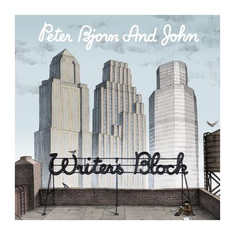 PETER BJORN AND JOHN : LP Writer's Block