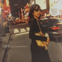 PJ HARVEY : LP Stories From The City, Stories From The Sea