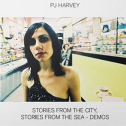 PJ HARVEY : LP Stories From The City, Stories From The Sea - Demos