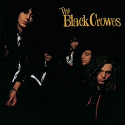 BLACK CROWES (the) : LP Shake Your Money Maker