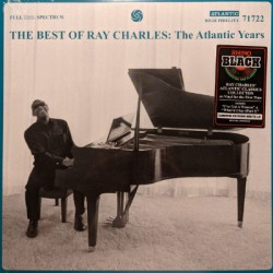CHARLES Ray : LPx2 The Best Of Ray Charles : The Atlantic Years