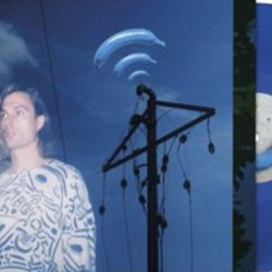 FRANCOIS AND THE ATLAS MOUNTAINS : LP Banane Bleue (blue)