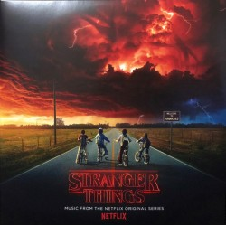 OST : LPx2 Stranger Things