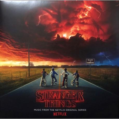 OST : LPx2 Stranger Things