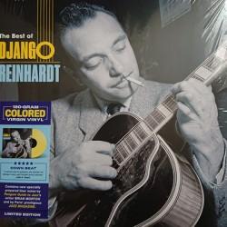 REINHARDT Django : LP The Best Of Django Reinhardt