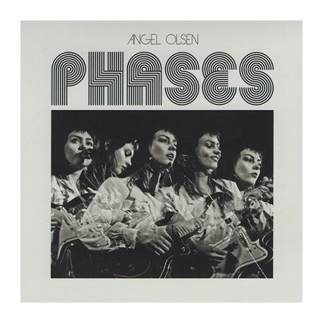OLSEN Angel : CD Phases