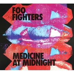 FOO FIGHTERS : CD Medicine At Midnight