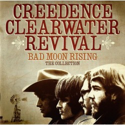 CREEDENCE CLEARWATER REVIVAL : CD Bad Moon Rising