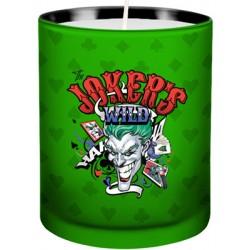 CANDLE : DC Comics : Joker Glass Votive
