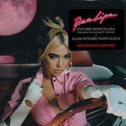 DUA LIPA : CDx2  Future Nostalgia + Club Future Nostalgia