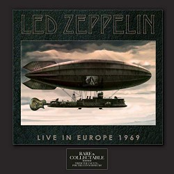 LED ZEPPELIN : CDx2 Live In Europe 1969