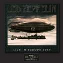 LED ZEPPELIN : CDx2 Live In Europe 1969