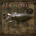 LED ZEPPELIN : CDx2 Live In The United States 1969