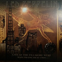 LED ZEPPELIN : CDx2 Live At The Filmore West San Francisco 1969