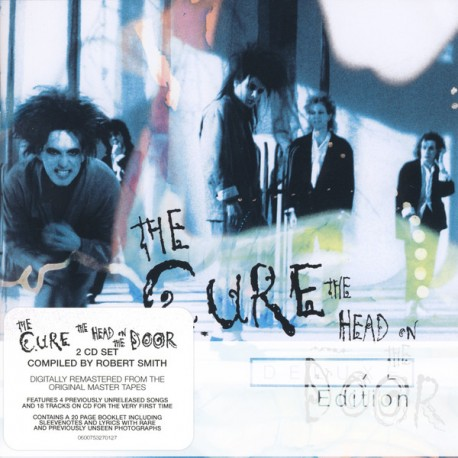 CURE (the) : CDx2 The Head On The Door