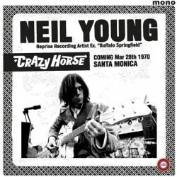 NEIL YOUNG : LP Santa Monica Civic 1970