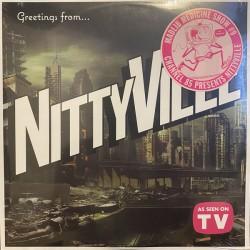 MADLIB / NITTY Frank : LPx2 Channel 85 Presents Nittyville, Season 1